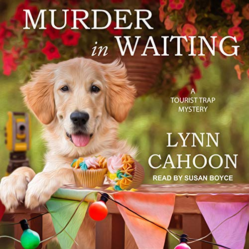 Murder in Waiting cover art