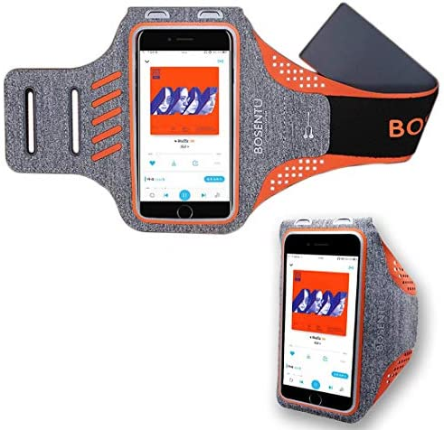 Running Armband Water Resistant Cell Phone Armband for iPhone 12 Pro 11 Pro Max 11 XR XS X 8 product image