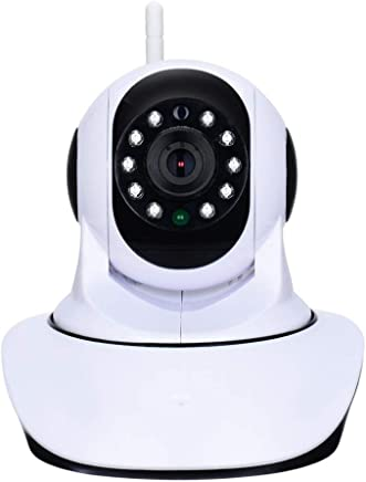 Gybai Webcam Telecamera IP 720P Telecamera IP Wireless Telecamera di Sorveglianza IP Telecamera di Visione Notturna Telecamera CCTV Baby Monitor 1920 * 720 (Design : AU Plug) - Trova i prezzi più bassi