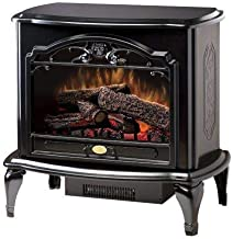 Dimplex TDS8515TB Celeste Electric Stove, Glossy Black