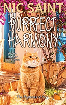 Purrfect Harmony (The Mysteries of Max Book 36) by [Nic Saint]