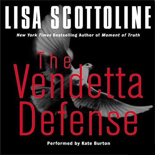 The Vendetta Defense audiobook cover art