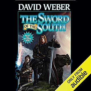 The Sword of the South cover art