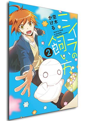 Instabuy Poster - Anime - Miira no Kaikata - How To Keep a Mummy Variant 2 Manifesto 70x50
