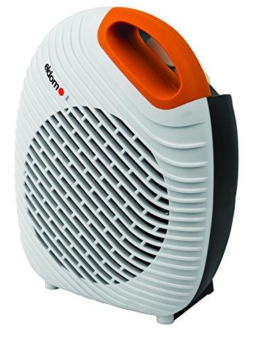 Eldom HL11 elektrische ventilatorkachel, grijs, vermogen 2000 W Regulable