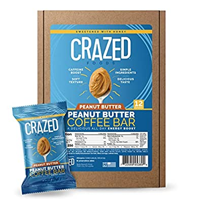 Crazed Foods Peanut Butter