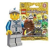 レゴ (LEGO) ミニフィギュア シリーズ10 野球選手(Baseball Fielder)【71001-13】