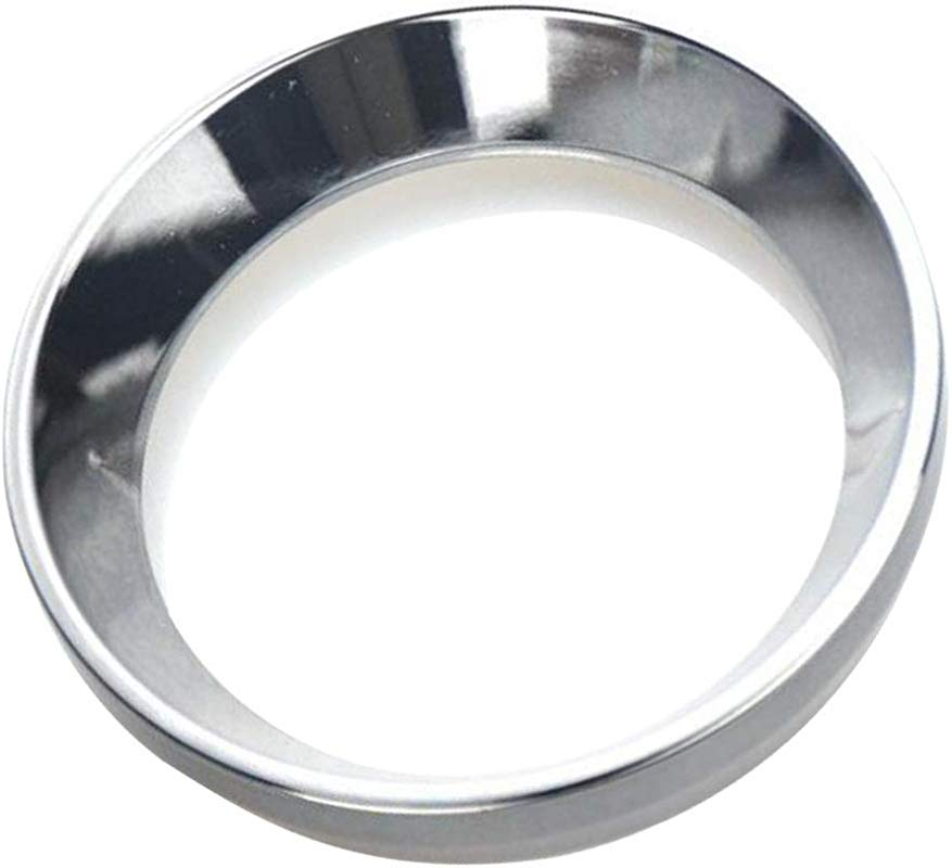 LOVIVER 58mm Intelligent Dosing Ring For Brewing Bowl Coffee Powder Espresso Barista Tool For 58MM Profilter Coffee Tamper