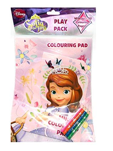 Anker - Anksfppk - Kit De Loisirs Créatifs - Pack De Jeux - Princesse Sofia