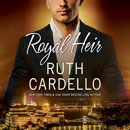Royal Heir audiobook cover art
