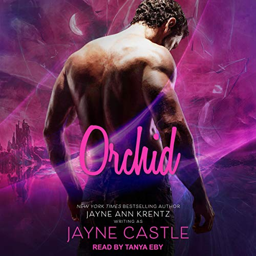 Orchid audiobook cover art