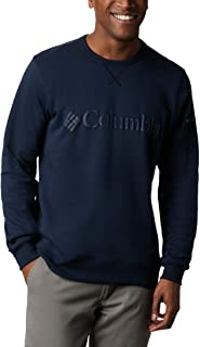 Columbia M Logo Fleece Crew