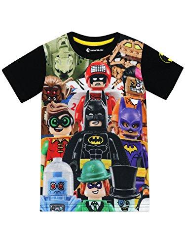 LEGO Batman Jungen Batman T-Shirt 134 cm