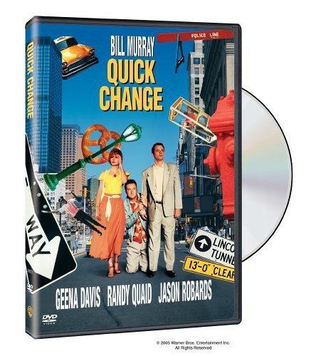 Quick Change [Reino Unido] [DVD]