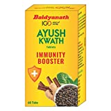 Baidyanath Ayush Kwath - Immunity Booster - 60 Tablets