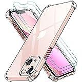 iVoler Cover Compatibile con iPhone 5.4 Pollici Phone 13 Mini, Antiurto Custodia con Paraurti...