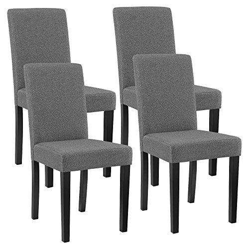 Hochwertiger Esstisch mit 4 Stühlen modern Bild 4*