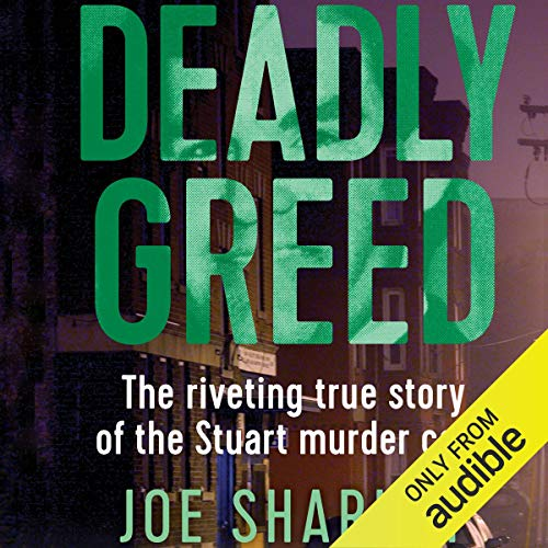 Deadly Greed cover art