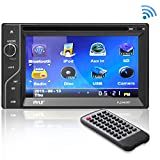 Best Pyle 2 Din Stereos - Pyle PLDN744 7-Inch Double Din In-Dash Motorized Slide-Down Review