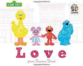 Love: from Sesame Street (Sesame Street Scribbles)
