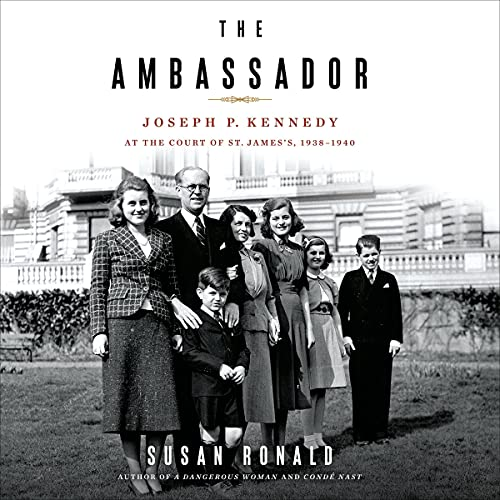 The Ambassador cover art