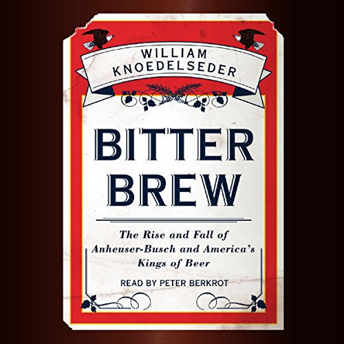 Bitter Brew audiobook cover art