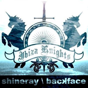 Shineray / Backface