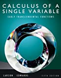 Bundle: Calculus of a Single Variable, 5th + Maple Student Version 14.0