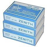 3 Boxen mit 1000 Heftklammern Zenith, Art. 130/E (6/4)