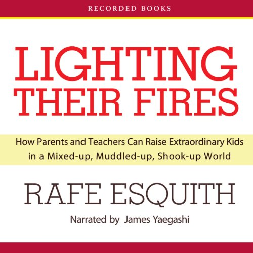 Lighting Their Fires audiobook cover art