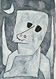Kits de pintura por números para adultos y niños Cuadro abstracto Paul Klee, pintura al óleo DIY por números, lienzo, regalo artístico
