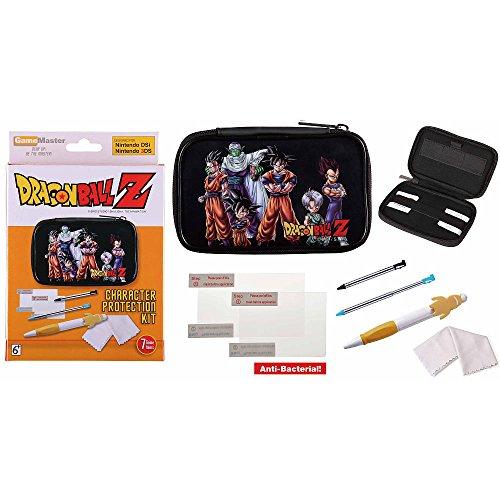 GameMaster DragonBall Z Character Protection Kit (All Heroes) - Nintendo 3DS