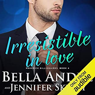 Irresistible in Love cover art