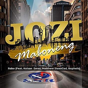 Jozi Maboneng (feat. Koisan Smaz, Matthew Steezgad & Bophelo)
