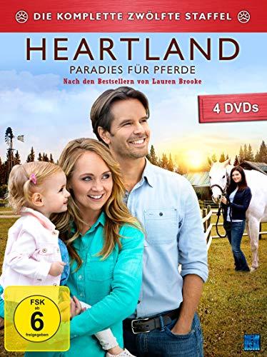 Heartland - Paradies für Pferde: Staffel 12 (Episode 1-11) [4 DVDs]