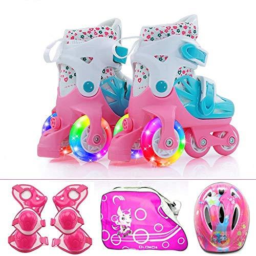 Botas Con Ruedas Para Niñas Niños Pequeños Zapatos...