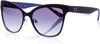 Guess Kadın Güneş Gözlükleri GU 7465 82B, Mor, 57