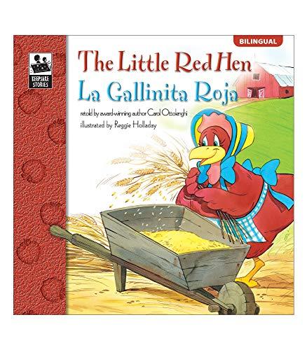 The Little Red Hen, Grades Pk - 3: La Gallinita Roja (Brighter Child (Paperback))