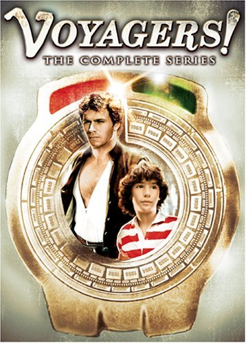 Voyagers: Complete Series [DVD] [Region 1] [US Import] [NTSC]