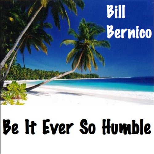 Be It Ever So Humble audiobook cover art