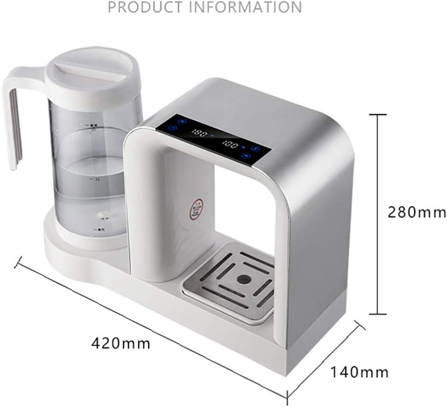 2L Compact Instant Heißwasserspender, Kaffeetasse Mit LED-Anzeige, Mit Einstellbarer Temperatur Und Wasservolumen - 2200W B