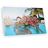 Lienzo Personalizado con tu Foto - Panoramico - Formato 30 x 60 cm.