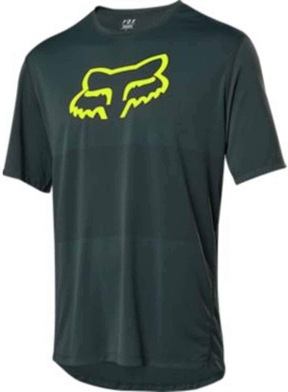 Quick Dry Fox Racing Men/'s Ranger Mountain Bike Jersey Moisture Wicking Classic Foxhead Design Breathable Cycling Shirt Short Sleeve MTB Jersey