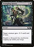 Magic: the Gathering MTG - Strangling Spores - Core Set 2019 M19 122/314 Foil English