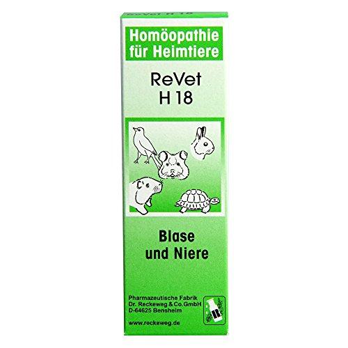 REVET H 18 Globuli f.Heimtiere 10 g
