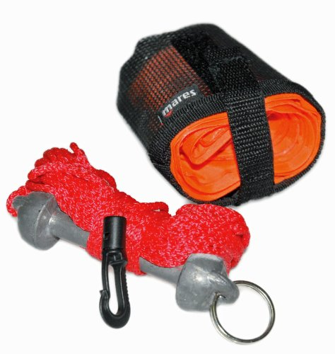 Mares Compact Boje, Orange, One Size