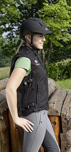 USG Equi Airbag-Protektor-Weste 2.0P, schwarz, XXL/XXXL