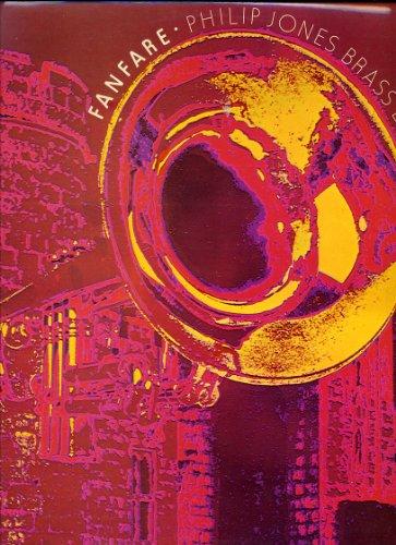 Fanfare : Philip Jones Brass Ensemble. [Argo ZRG 870][LP RECORD]
