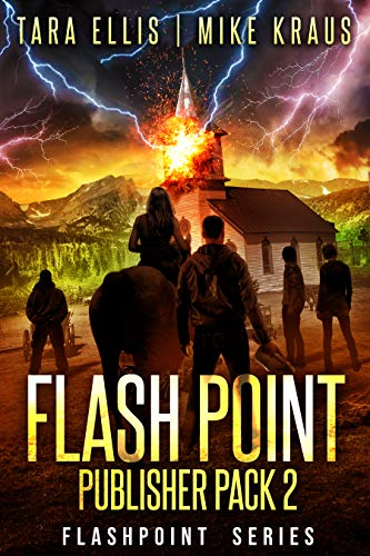 Flashpoint Publisher's Pack 2: Books 4-6: (The Thrilling Post-Apocalyptic Survival Series) (English Edition)