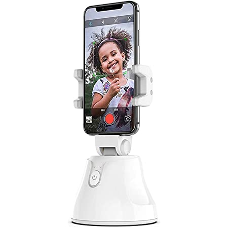 Mankoo Smartphone Gimbal Stabilisator Auto Tracking Kamera